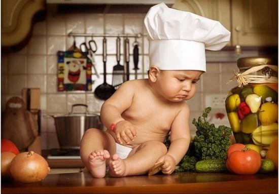 Система Монтессори: что важно знать о детском питании