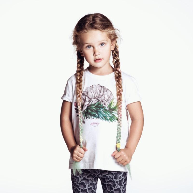Детская коллекция одежды от иллюстратора IIIIT SARKISIAN