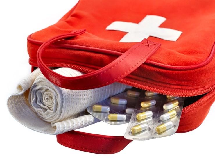 Cобираем семейную аптечку в путешествие