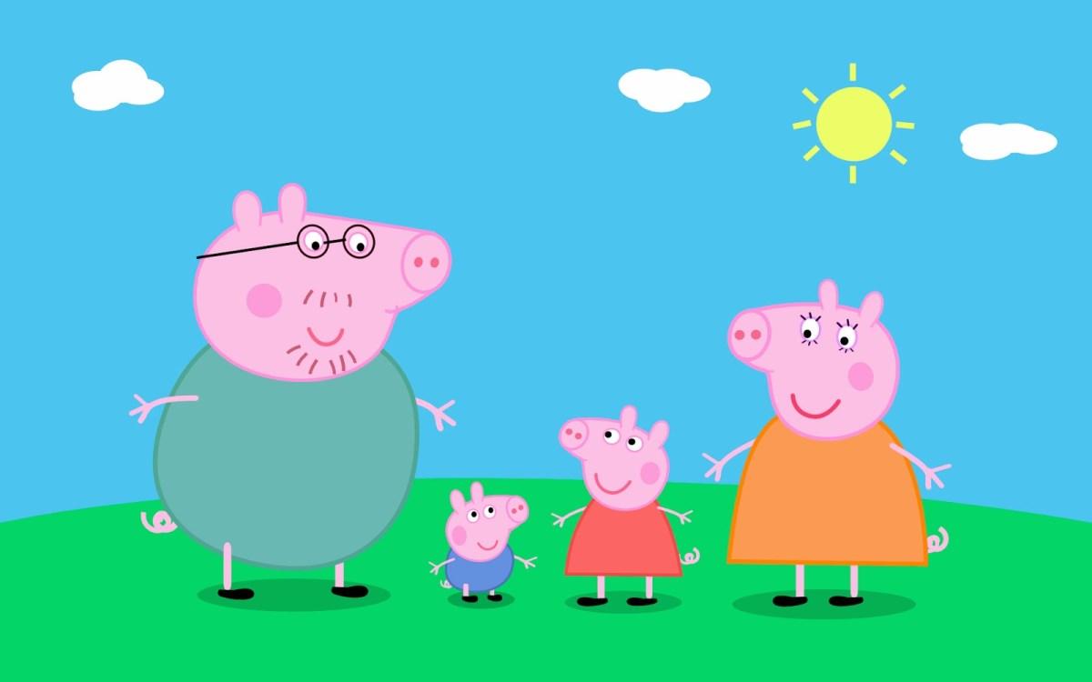 В Австралии запретили серию «Свинки Пеппы». Дважды