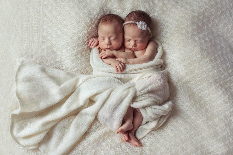 Что вас ждет, если вы беременны двойней