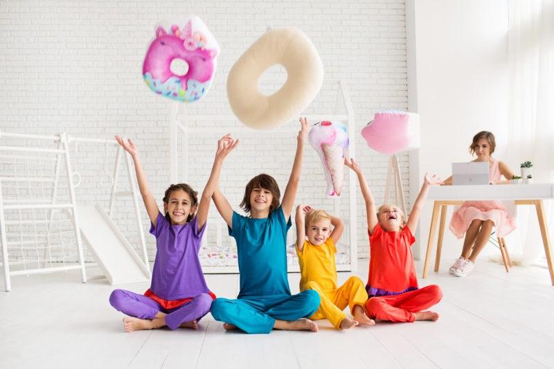 """Александра Нестеренко """"Для меня идеальная детская – это белые стены и белая натуральная мебель"""
