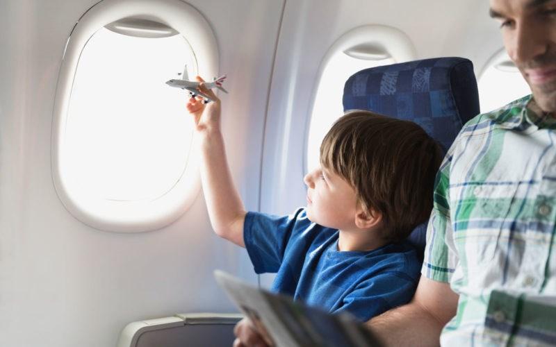 Правила перелета с ребенком в Америку. Нью-Йорк