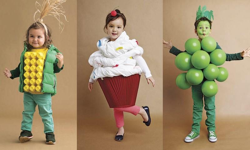 50 простых детских костюмов на Хеллоуин своими руками - Promum - photo#28