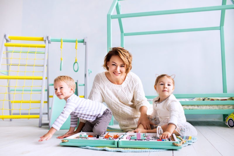 """Александра Квитко: """"Идеальная детская комната для ребенка это приключение, а для мамы — безопасность, экологичность и развитие"""