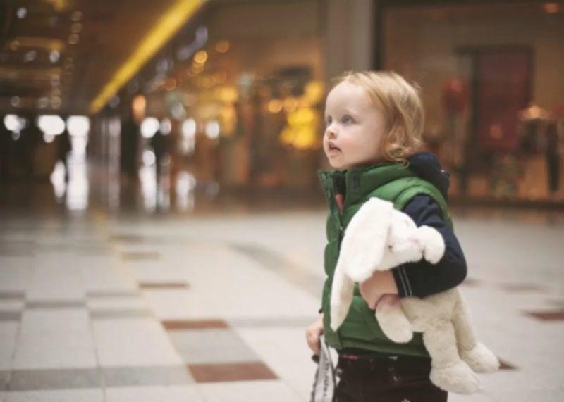 7 шагов, чтобы не потерять ребенка в магазине