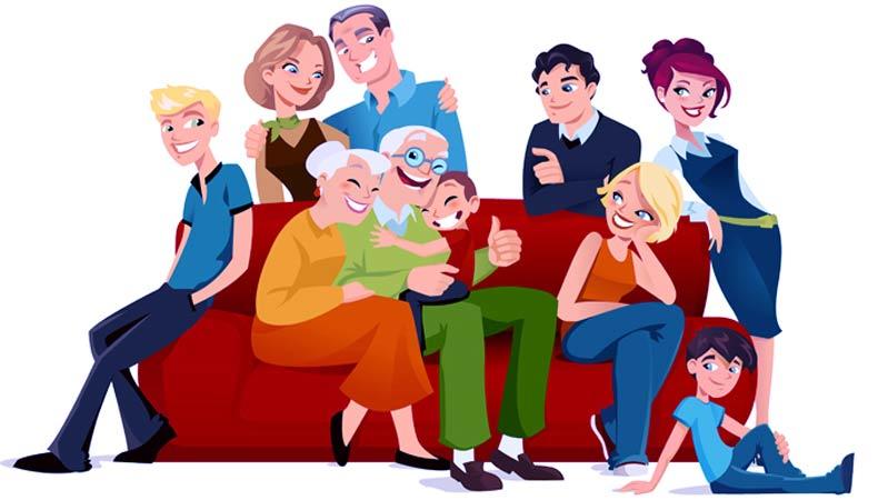 Отношения в семье — это тот же маркетинг