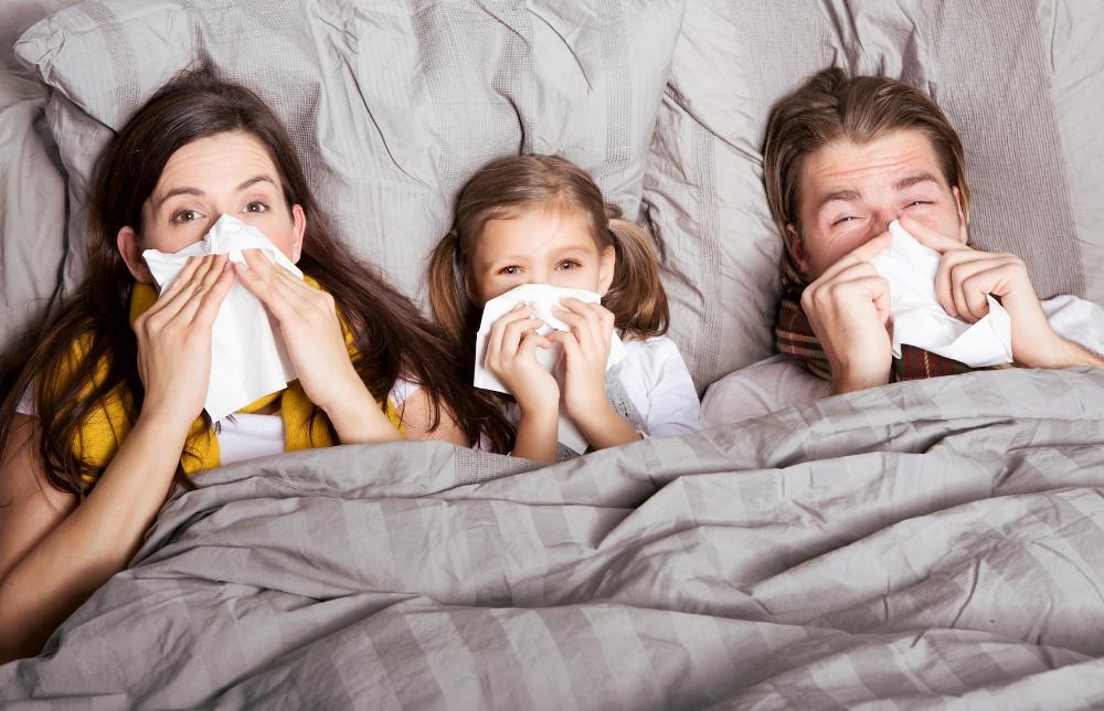 7 міфів про грип від МОЗ