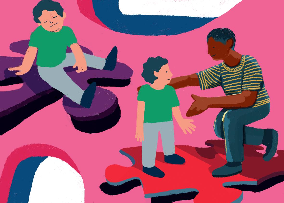 Дітей з аутизмом в Києві стає більше
