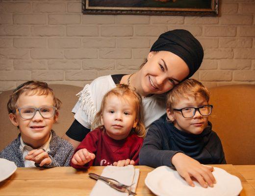 Ноа Кременчуцкая: «Еврейская мама — лучшая мама на свете»