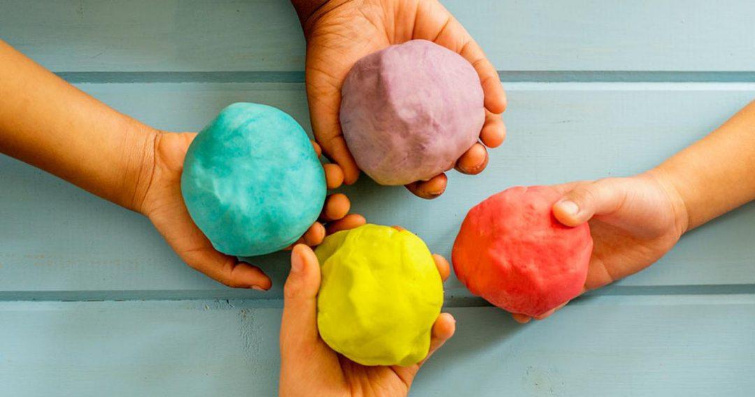 Компания Play-Doh призвала детей больше фантазировать