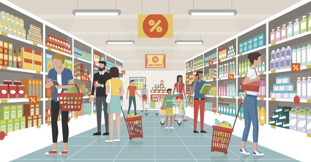 Киевляне разработали приложение для сравнения цен в супермаркетах
