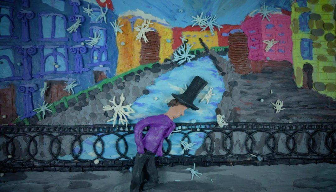 Пластилиновый мультфильм на песню ARTEMIEV «Я останусь» сняли 11-летние режиссеры
