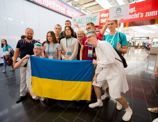 МОН: На международных олимпиадах по химии и физики украинские школьники завоевали 9 наград
