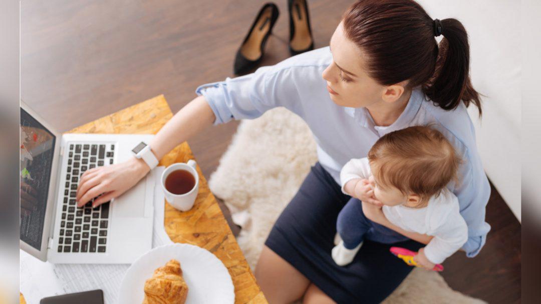 Выбираю себя: как это быть работающей мамой