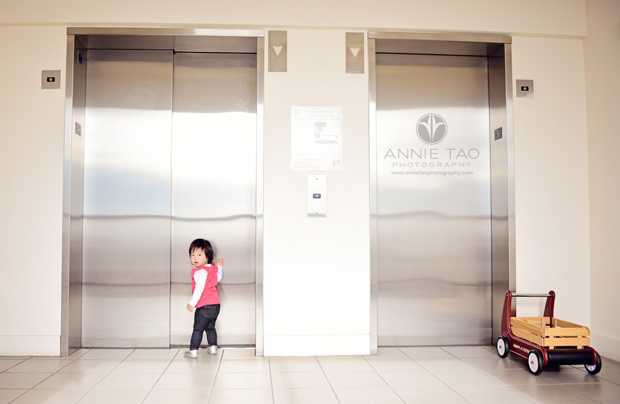 Правила безопасности: ребенок в лифте