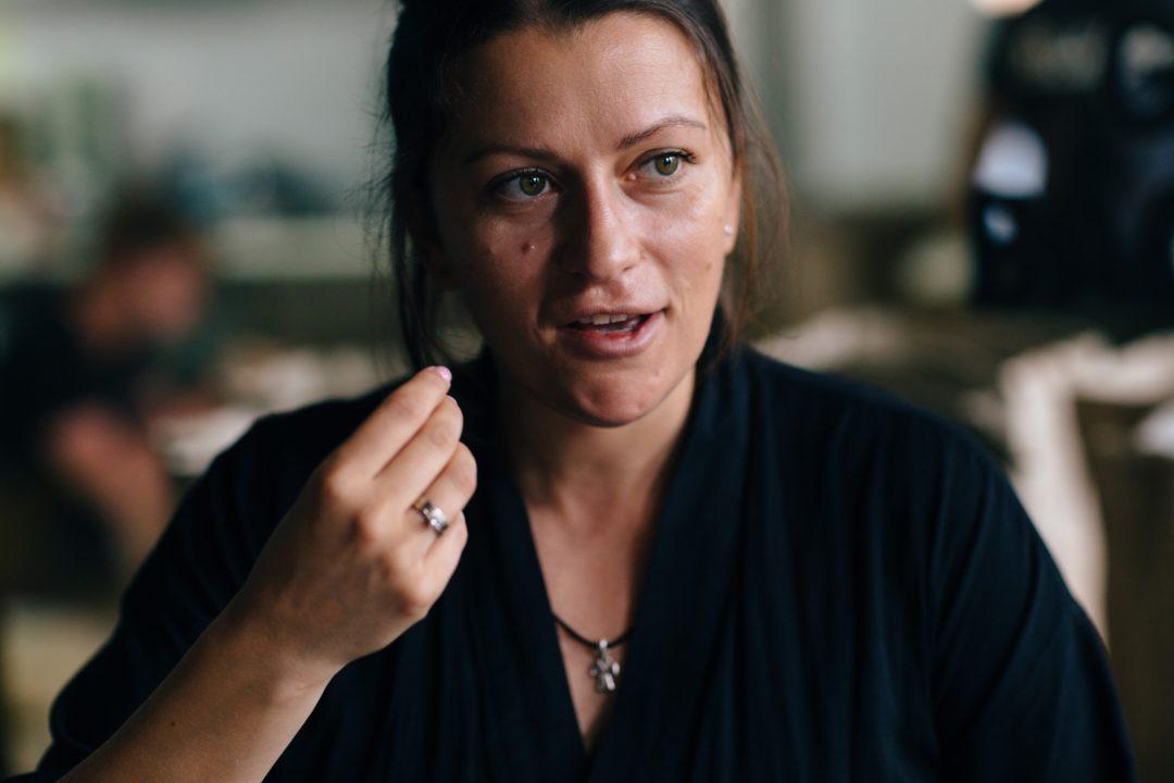 Алена Гудкова: «Нужно быть немного Буддой и не судить других людей, пока не сел в их кресло»
