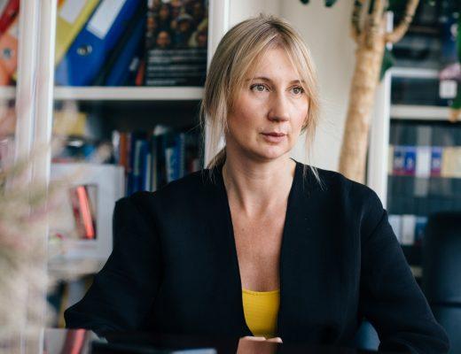 Ольга Руднева: «В Украине ВИЧ — больше не болезнь только потребителей наркотиков и работников секс-бизнеса»