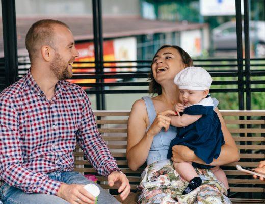 Даниил и Наталья Ваховские: «Никто не готовит к тому, что ребенок — сложно»