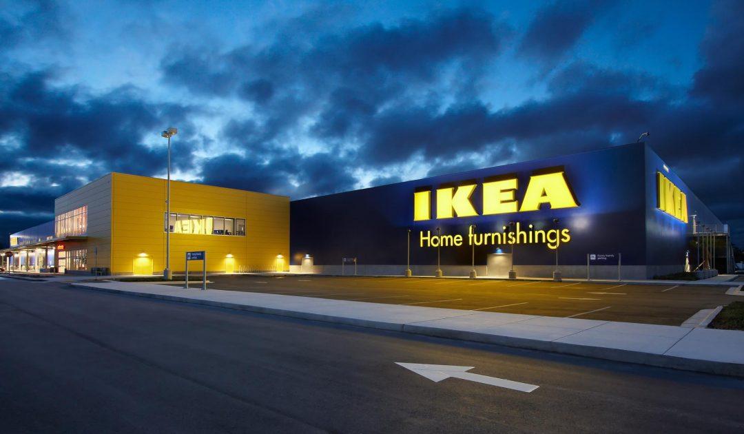 Официально: в Украине откроется IKEA