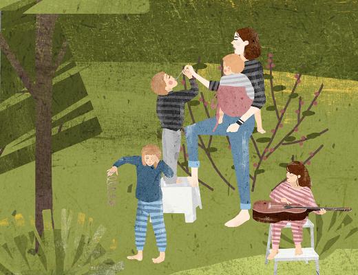 Самое необходимое: жизнь без «гаджетов» для младенца