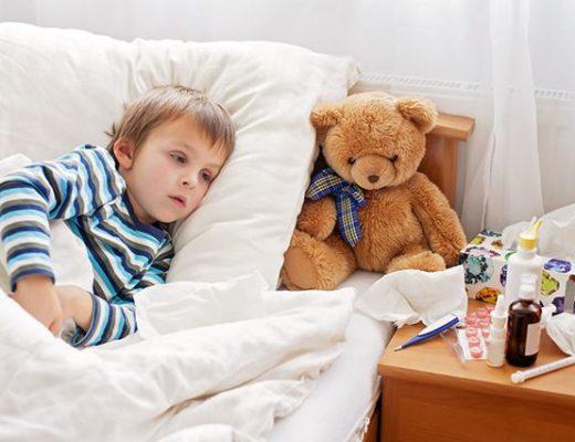 Дитина хворіє: інструкція з виживання