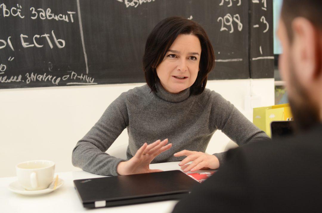 «Телевизор безопаснее интернета», — Иванна Найда, генеральный продюсер канала ПЛЮСПЛЮС