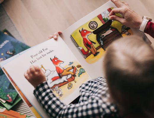 Сказки на ночь. Как сделать ребенка соавтором