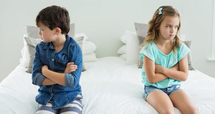 О ревности детей в семье