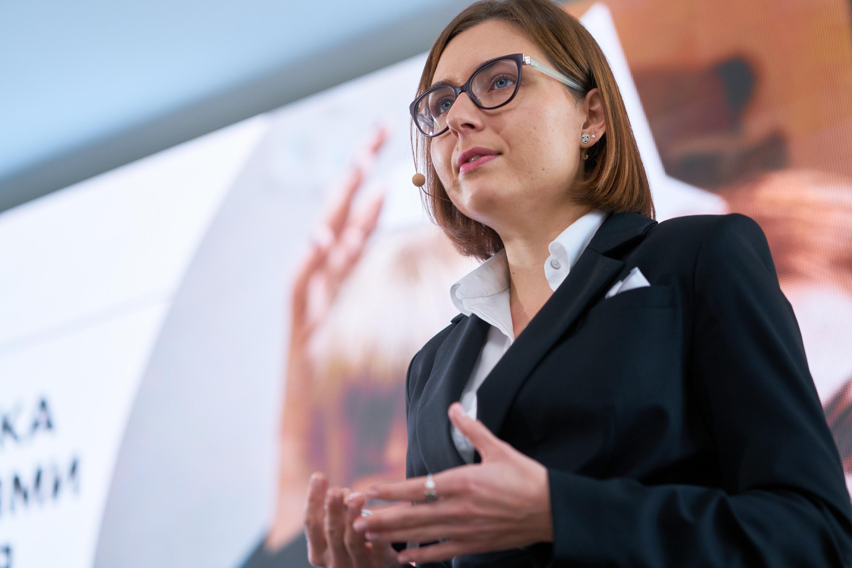 Изменения в системе образования. Анна Новосад