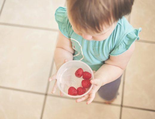 Книжки про їжу для дітей