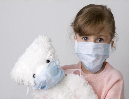 Как защитить ребенка от коронавируса? Топ-4 простых советов
