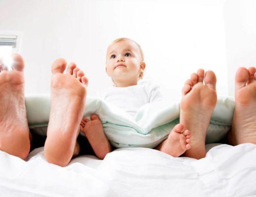 Пристрасть VS батьківство. Як повернути секс у стосунки