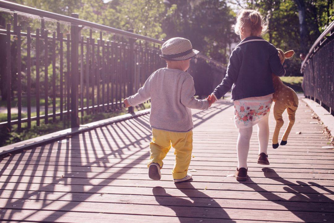 Чужие дети: правила поведения
