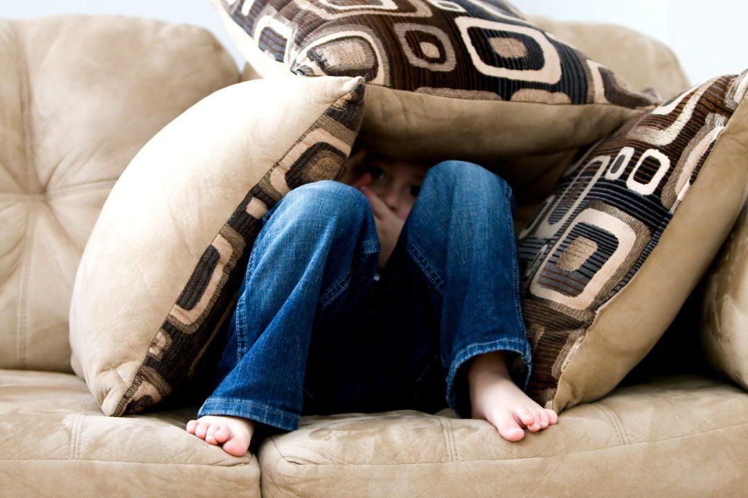 10 самых распространенных детских страхов