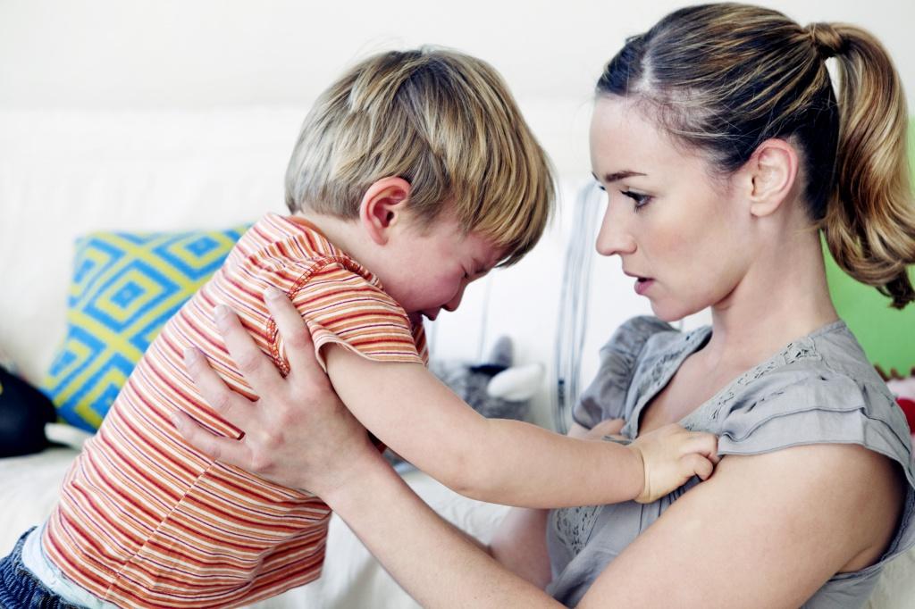 ТОП-10 фраз нашего детства, которые не стоит говорить ребенку