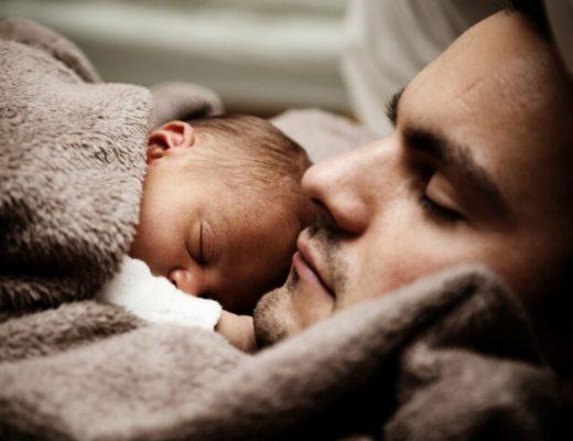 ТОП-3 способа быстро уложить ребенка спать