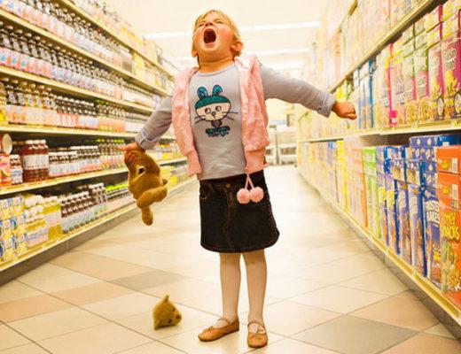 Как научить ребенка не совершать покупки без надобности